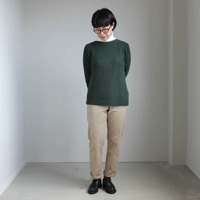 tamaki niime PO knit