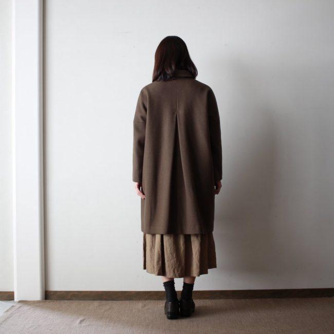 susuri マーチコート khaki