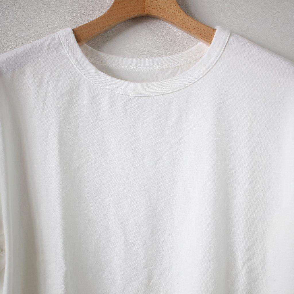 サップルテンジクボックス SS Tシャツ #natural