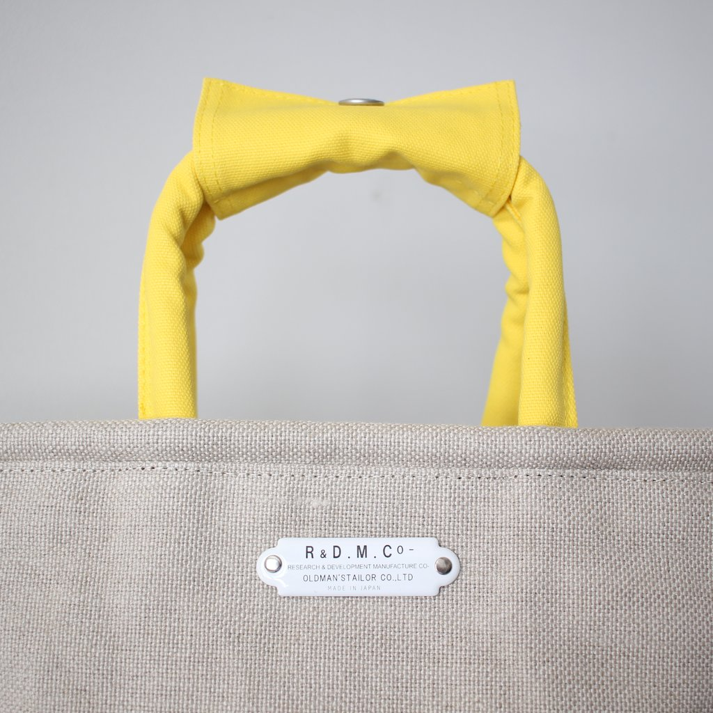 COMBINATION MARCHE BAG TALL #yellow