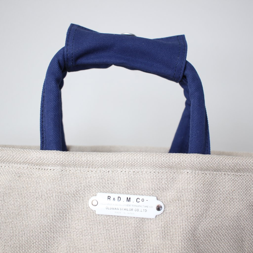COMBINATION MARCHE BAG TALL #navy
