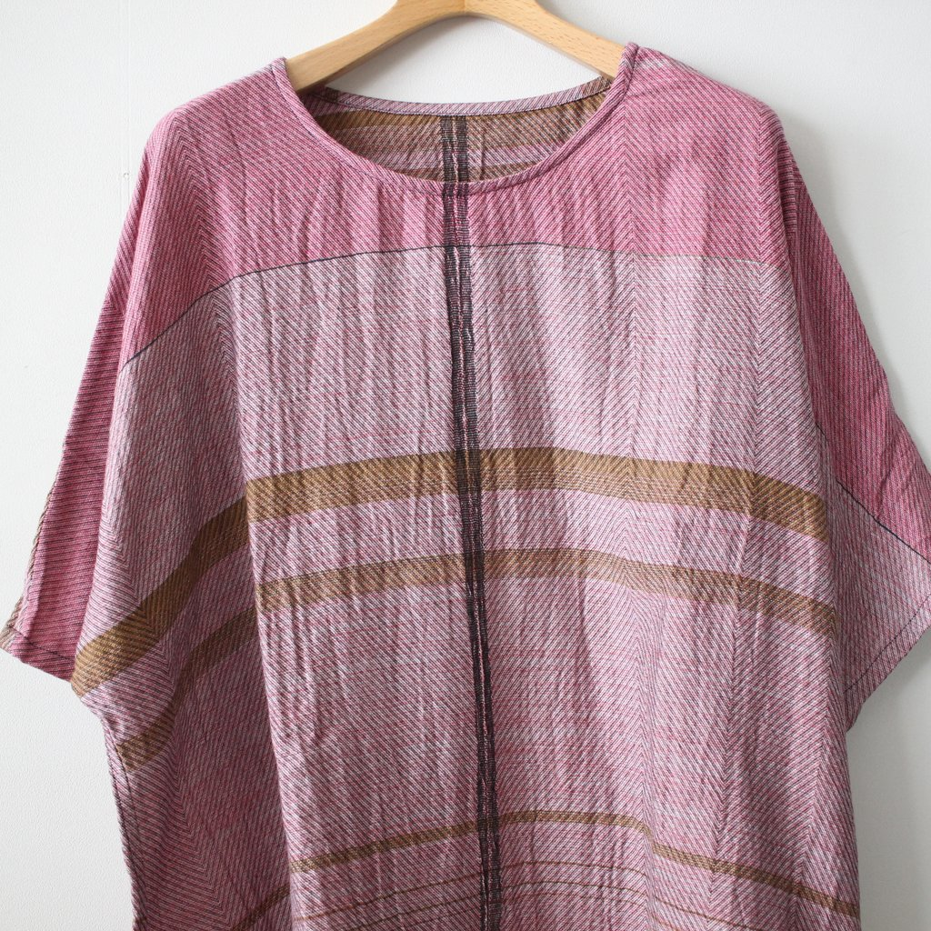 only one fuwa-T HALF SLEEVES #17b005