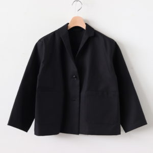 BERG COTTON JACKET #BLACK [A232192TJ387]