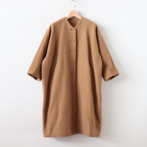 VERLAINE WOOL COAT #BEIGE [A232192TC381]