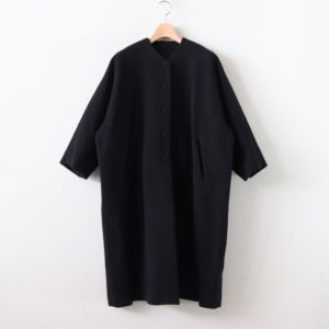 VERLAINE WOOL COAT #BLACK [A232192TC381]