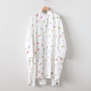 HARVEST FESTIVAL DOLMAN SLEEVE SHIRT #WHITE [no.3975]