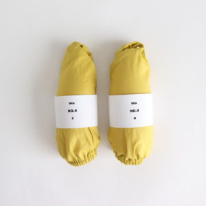 BRA #NO.4 MUSTARD YELLOW