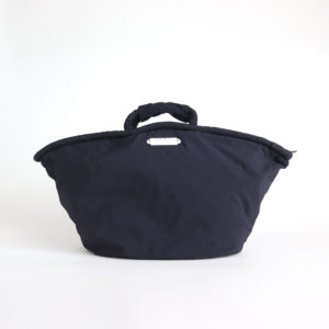 GARMENT DYE MARCHE BAG #NAVY [no.4031]