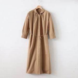 ドレスシャツコート #GOLD BEIGE [TH2050006]