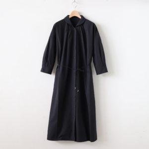 ドレスシャツコート #BLACK [TH2050006]