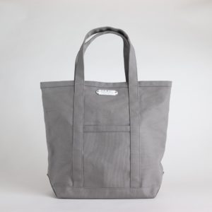 TOTE BAG TALL #GRAY [no.3198]