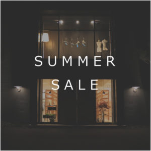 INFORMATION | SUMMER SALE