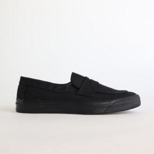 PENNY SLIP-ON #KURO/BLACK [PRAS-UP02]