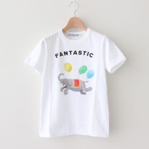 FANTASTIC T-SH #WHITE [no.4271]