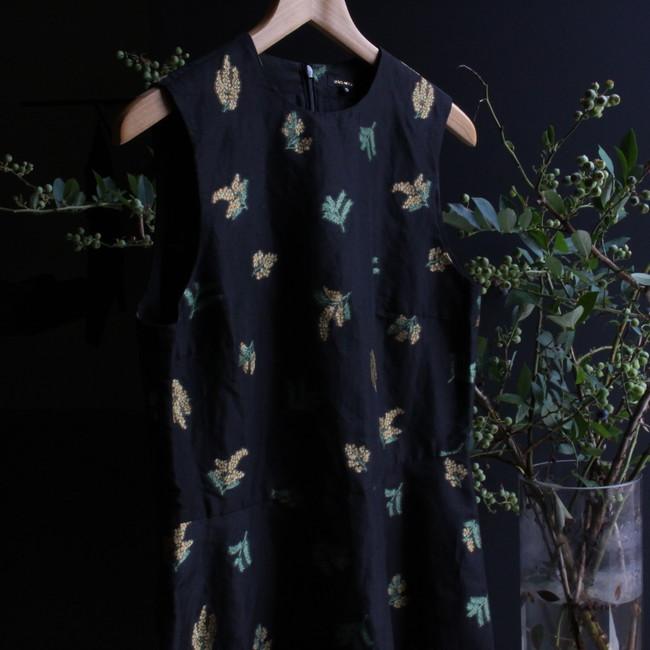 R&D.M.Co- OLDMAN'S TAILOR MIMOZA A LINE DRESS