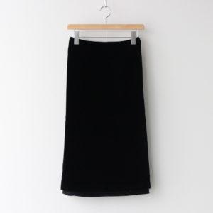 エプロンスカート #BLACK [TH20W0010]