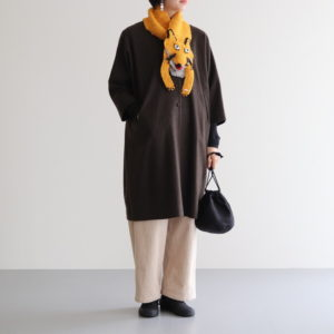 DOKODOの装い [ Atelier d'antan / R&D.M.Co- OLDMAN'S TAILOR / pub / the last flower of the afternoon / PRAS ]
