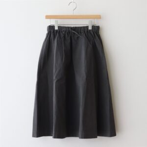 BRUNEL SKIRT #D.GRAY [A232201PS410]