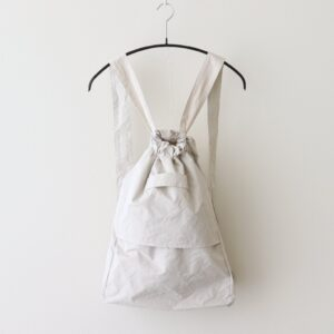 GARMENT DYE DAY BAG #SAND BEIGE [no.4639]