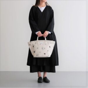 DOKODOの装い [ the last flower of the afternoon / R&D.M.Co- OLDMAN'S TAILOR / AUTTAA ]