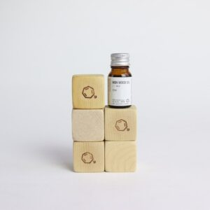 HIBA BLOCKS + HIBA WOOD OIL #HIBA [CJ 0067]